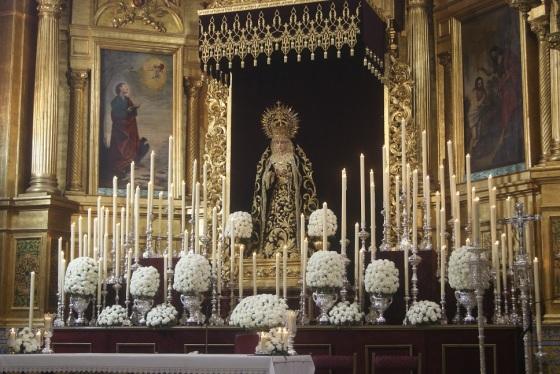Galería fotográfica de la Solemne Misa Estacional presidida por el Arzobispo de Sevilla
