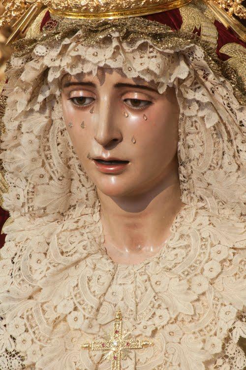 El X aniversario de la Coronación Canónica de la Santísima Virgen, mañana en Pasión en Sevilla