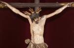 El domingo, solemne función al Santísimo Cristo del Desamparo y Abandono