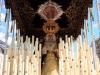 Fundición del cirio de los donantes de órganos en la candelería de la SantísimaVirgen