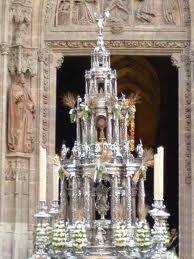 ¡Acompaña al Señor en la procesión del Corpus Christi de la Ciudad!