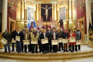 Diplomas XXV Aniversario 25-2-2014