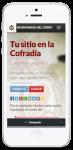 Ya puedes consultar on-line tu sitio en la Cofradía