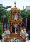 El domingo, procesión de Corpus Christi de nuestra Hermandad