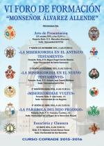 """Santa Misa de clausura del VI Foro """"Monseñor Álvarez Allende"""""""