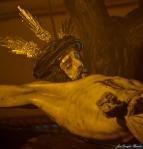 Galería fotográfica del Vía Crucis con el Santísimo Cristo del Desamparo y Abandono (I)