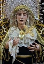 Festividad litúrgica de Nuestra Señora de los Dolores