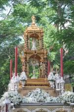 Galería fotográfica de la procesión del Corpus Christi de nuestra Hermandad