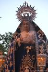 Galería fotográfica del rosario de la aurora con Nuestra Señora de losDolores