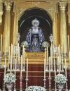 Galería fotográfica del altar de los cultos a Nuestra Señora de losDolores