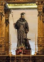 Nuestra Hermandad, en la procesión extraordinaria del Corpus Christi de San Gil