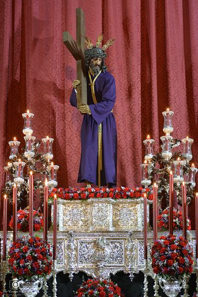 Triduo Nuesto Padre Jesús de la Humildad 2017 (José Enrique Romero) 1