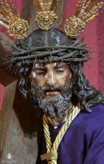 Exposición del paso de Nuestro Padre Jesús de la Humildad