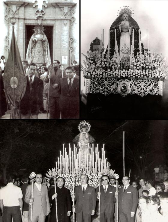 Procesión letífica parroquial