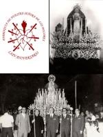 Solemne procesión de Nuestra Señora de los Dolores en el LXXV Aniversario de nuestra Parroquia