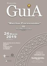 Concierto de marchas procesionales por orquesta de guitarras