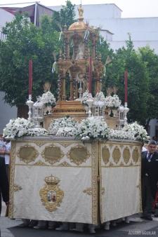 Procesión del Corpus Christi del 16 de junio de 2019