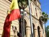 La Hermandad, en el izado solemne de la Bandera deEspaña