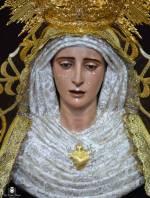 Nuestra Señora de los Dolores recibirá mañana la Rosa de Pasión de los Donantes de Órganos